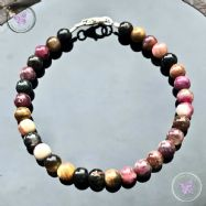 Classical Natural Tourmaline Healing Bracelet